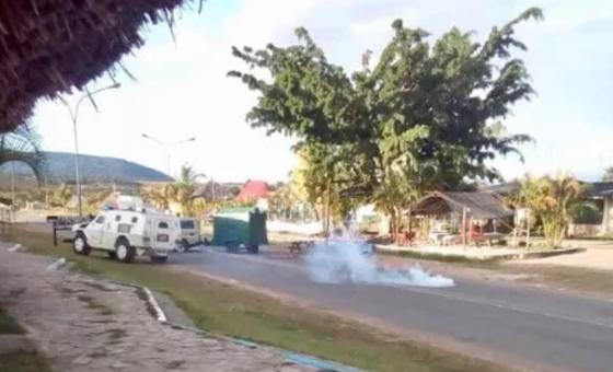 Dos muertos en la Gran Sabana por ataque de la Guardia Nacional