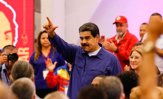 ¿Quiénes apoyan a Maduro y quiénes no?