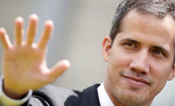 Juan Guaidó llegará al Perú el domingo