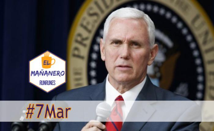 El Mañanero de hoy #7Mar: Las 8 noticias que debes saber