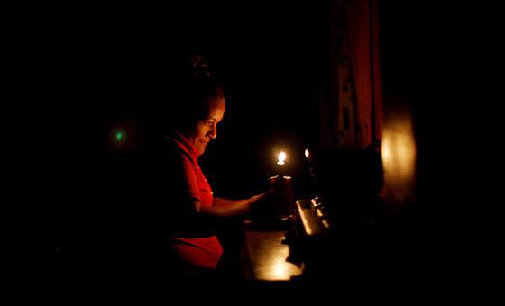 Al menos 15 estados amanecieron sin electricidad #30Mar