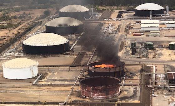 Diputado Brito confirma detención de trabajadores Petro San Félix en Sebin El Tigre