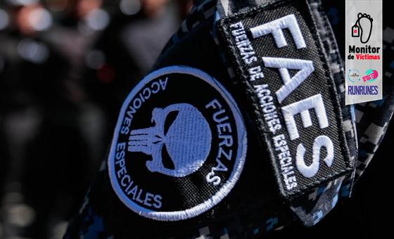 #MonitordeVíctimas | Siete personas murieron en operativos de las FAES en los últimos once días de marzo