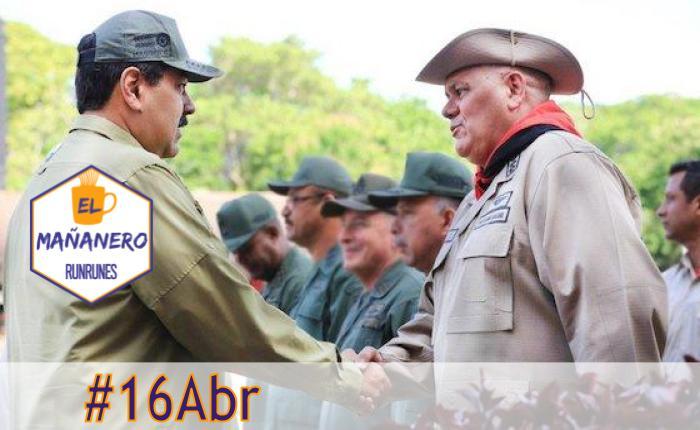 El Mañanero de hoy #16Abr: Las 8 noticias que debes saber