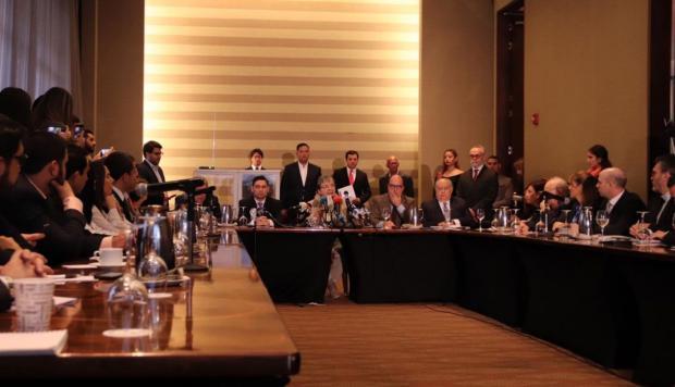 Embajadores de Guaidó diseñan estrategia para acercar a Rusia y China