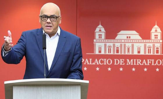 """Jorge Rodríguez: """"En el celular de Marrero conseguimos pruebas de planes desestabilizadores"""""""