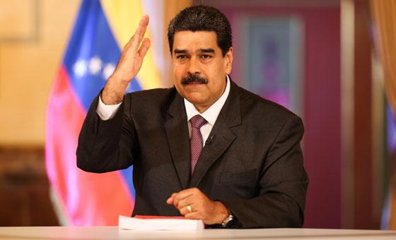 Maduro nombra nuevo ministro de Energía Eléctrica por Twitter