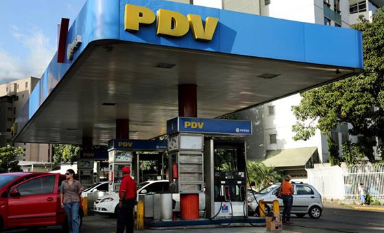 Gasolineras en Caracas llevan hasta tres días cerradas por falta de combustible