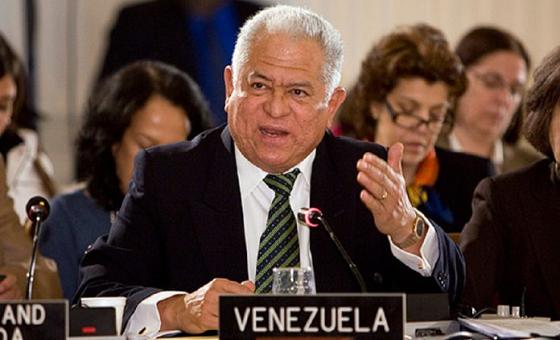 EE UU abandona foro en la ONU sobre desarme en protesta por la presidencia de Venezuela