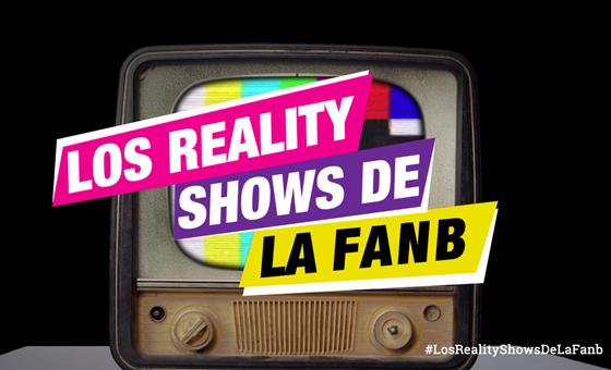 VIDEO Los reality shows de la FANB