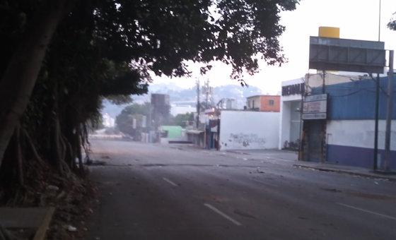 Muere joven herida en la cabeza durante represión en Altamira este 1 de mayo