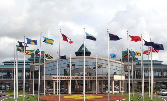 Caricom se comprometió a buscar solución pacífica para crisis de Venezuela