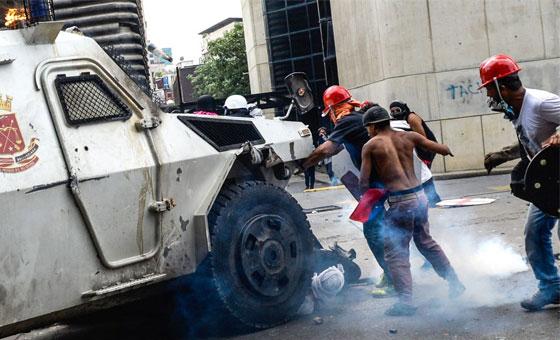 La derechización del venezolano, por Sebastián de la Nuez