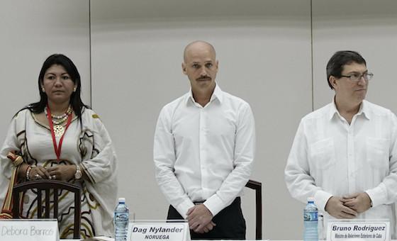Dag Nylander: el diplomático noruego impulsa un improbable diálogo venezolano