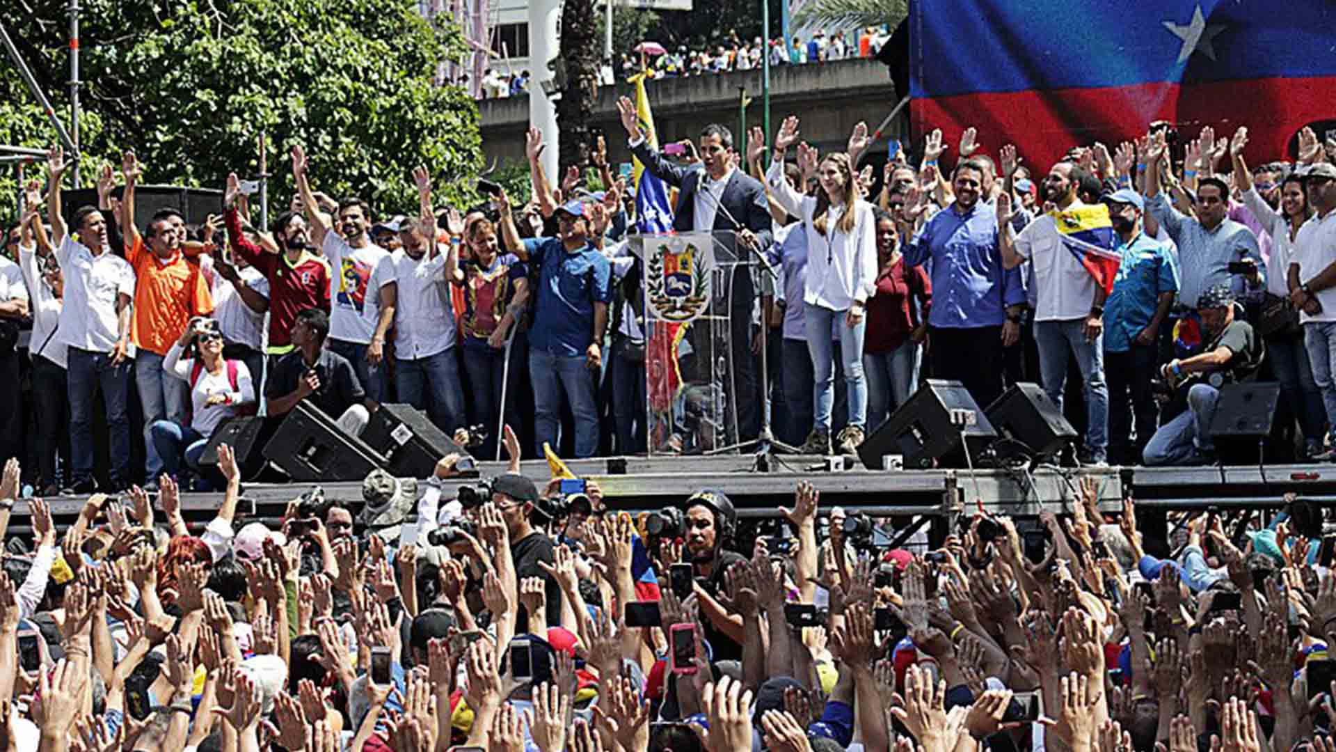 Oposición ratifica que se movilizará el próximo #10Mar desde Chacao