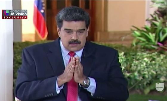 Maduro a Jorge Ramos: Si fueras venezolano tendrías que enfrentarte con la justicia