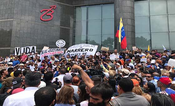Rafael Uzcátegui: Bachelet está bien informada y podemos esperar un informe contundente