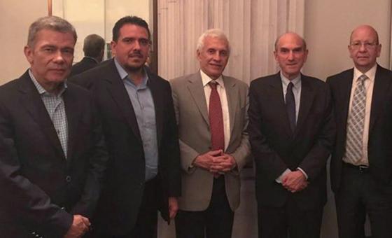 Informe Otálvora: EEUU escéptico tras reunión con enviados de Guaidó