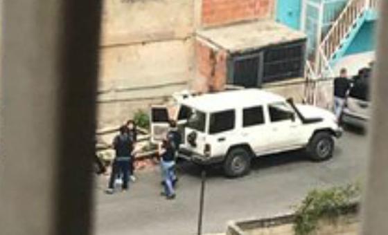 Cuatro efectivos resultaron heridos durante enfrentamiento en la Cota 905