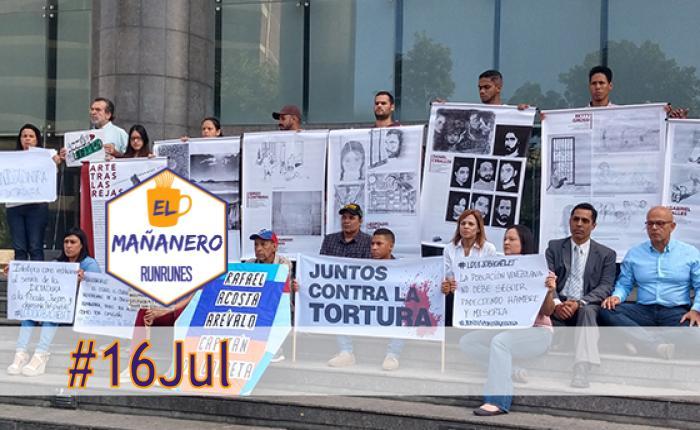 El Mañanero de hoy #16Jul: Las 8 noticias que debes saber