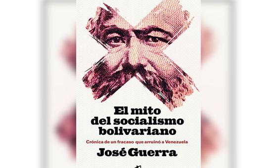 José Guerra presenta su libro: Crónica de un fracaso ideológico que arruinó a Venezuela