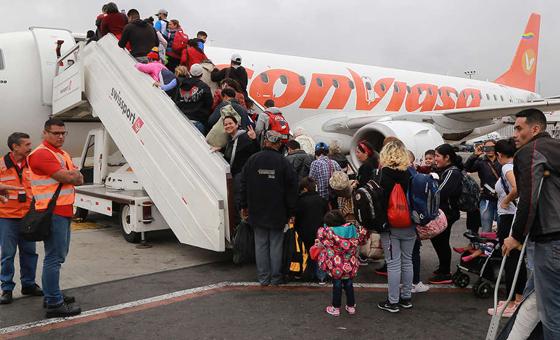 El plan vuelta a la patria ha traído en un año solo 0,35% de la diáspora criolla
