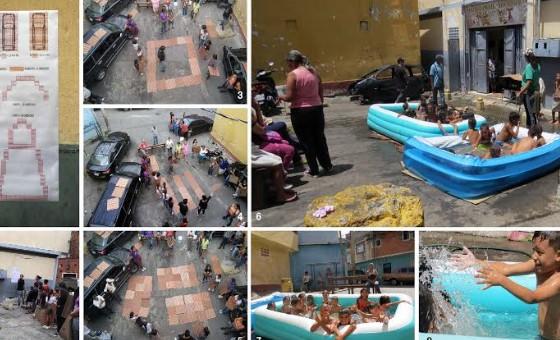 Seleccionaron propuestas para intervención en 5 sectores populares de Caracas