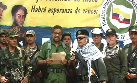 Alto Comisionado de Paz: video de disidentes FARC