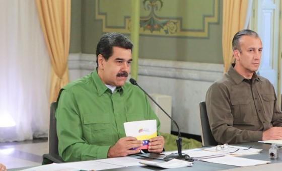 Gobierno de Maduro evalúa elevar penas por