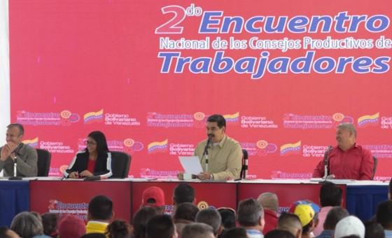 """Las 12 """"perlas"""" que Maduro soltó este #16Ago"""