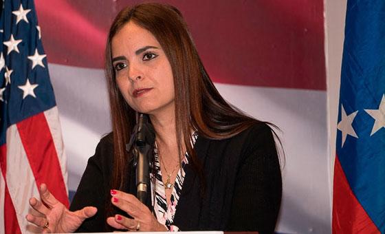 Tamara Sujú denunció creación de nuevos centros de tortura en el país ante la CPI