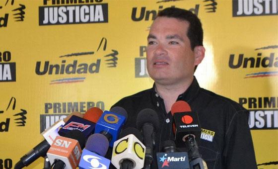 Tomás Guanipa: ANC no disolvió la AN por temor a reacción internacional