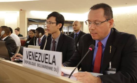 Delegación de Maduro en Consejo de DD. HH. de la ONU rechaza nuevo informe de Bachelet