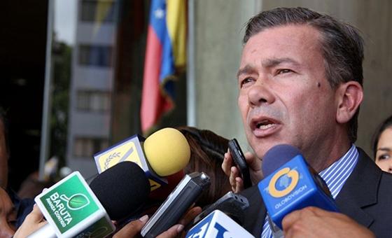 """Gerardo Blyde: """"Levantarse de la mesa de diálogo ha sido el acto más irresponsable de Maduro"""""""