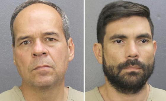 AP: Dos venezolanos fueron arrestados en EEUU cuando intentaban ingresar un contrabando de lingotes de oro