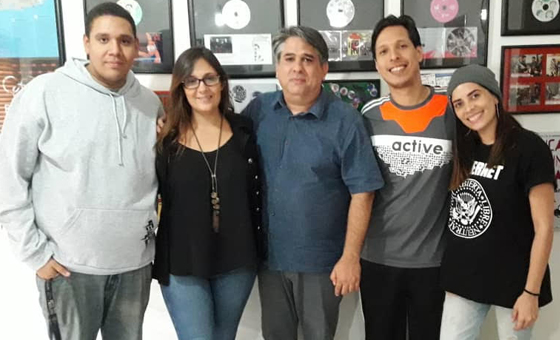 Humano Derecho #137 con Luis Cedeño representante de Paz Activa