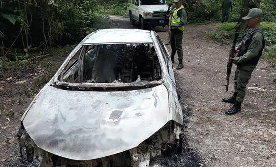 Confirmaron que el cadáver encontrado en la vía a Charallave es el de Yánez Rangel
