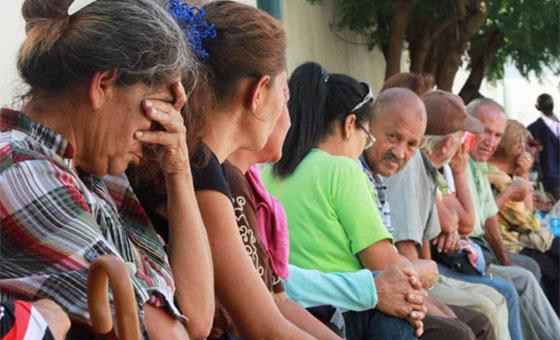 Venezuela encabeza lista de los peores países en Latinoamérica para envejecer