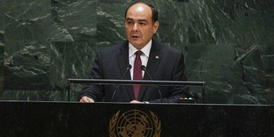 Paraguay pide en la ONU unir fuerzas para restaurar la democracia en Venezuela