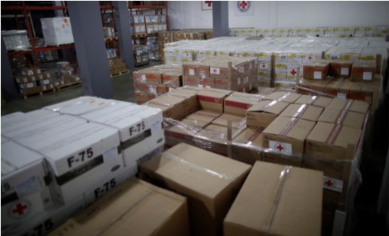 Reino Unido anuncia 37 millones de dólares en ayuda humanitaria para Venezuela
