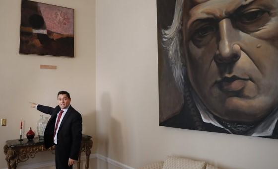 EEUU ayuda al gobierno interino de Guaidó a rastrear arte robado del patrimonio cultural venezolano