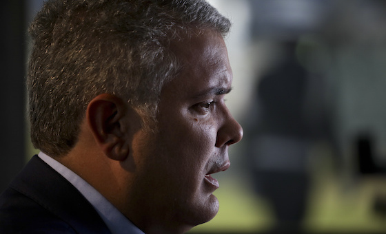 Duque compara a Maduro con Milosevic