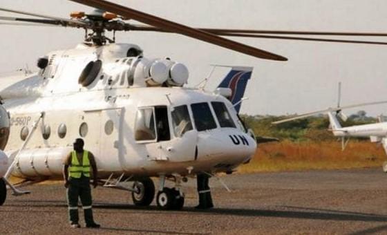 3 fallecidos al estrellarse un helicóptero de la ONU en la República Centroafricana