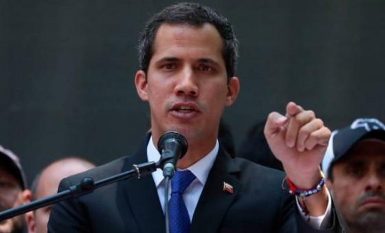 Giammattei y Guaidó se comprometen a restaurar la