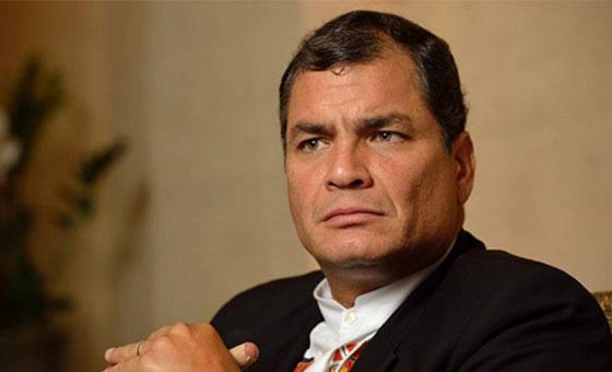 Colaborador de Odebrecht hunde al expresidente ecuatoriano