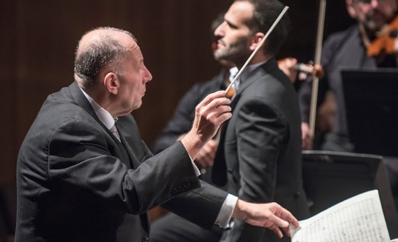 Rodolfo Saglimbeni es elegido como nuevo director titular de la Orquesta Sinfónica Nacional de Chile