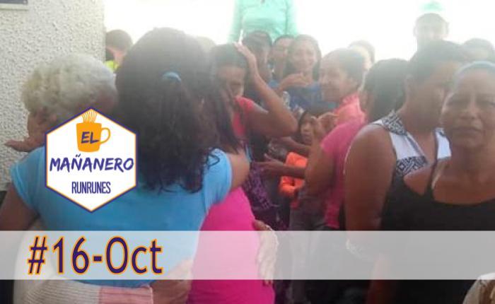 El Mañanero de hoy #16Oct: Las 8 noticias que debes saber