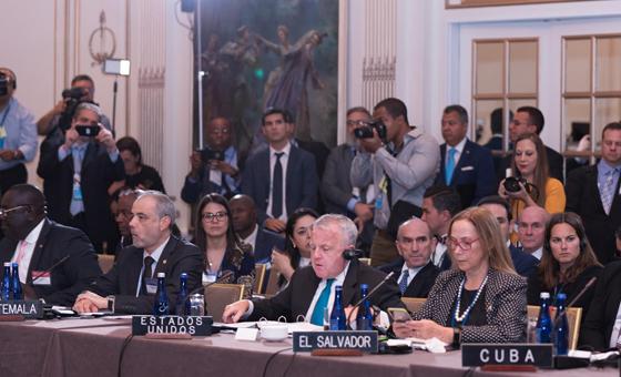 Informe Otálvora: EEUU reitera sanciones como receta para Venezuela