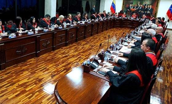 TSJ rechaza retención y prohibición de ingreso a Perú de sus magistrados