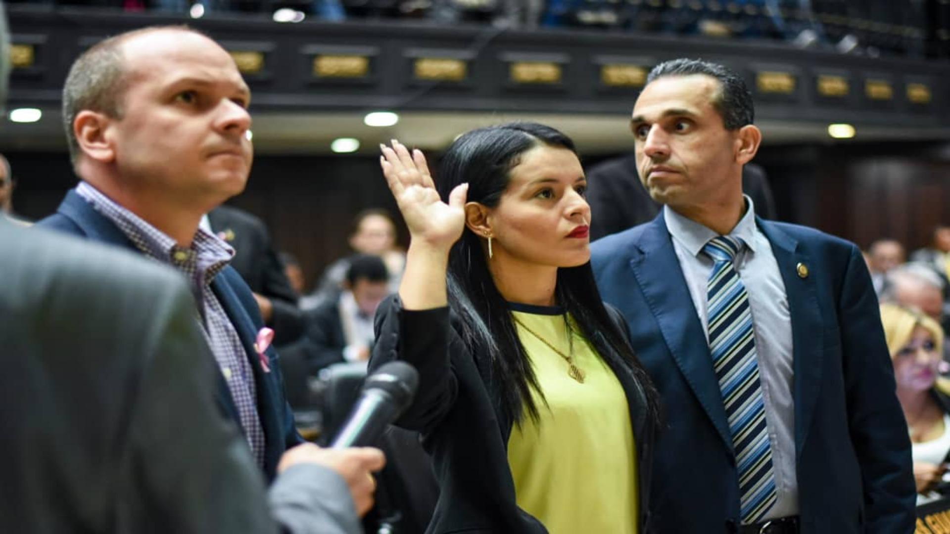 Chavismo ve en primera fila la reducción de su bancada en la Asamblea Nacional